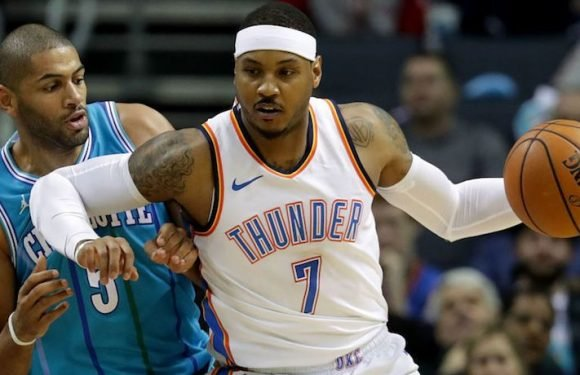 NBA Rumors: Marc Stein Of 'NY Times' Explains Why Carmelo Anthony Hasn't Officially Signed With Rockets