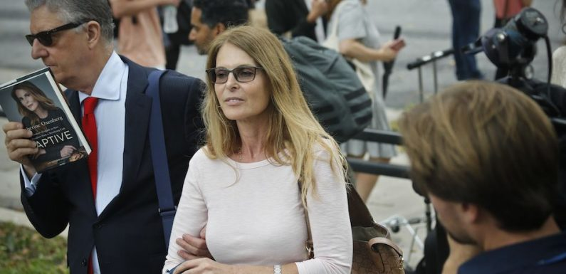 'Dynasty' Star Catherine Oxenberg Says She Felt 'Tremendous Guilt' For Introducing Daughter To Sex Cult NXIVM
