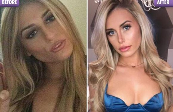 Love Island's Ellie Brown looks VERY different in these throwback pictures from just three years ago