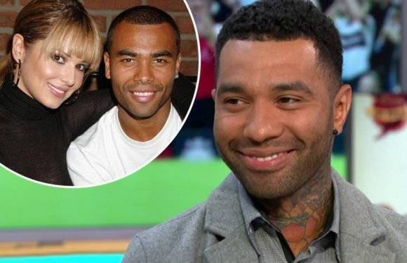 Jermaine Pennant says he's still friends with Ashley Cole despite revealing their threesomes and his cheating as he refuses to deny he's going into Celebrity Big Brother