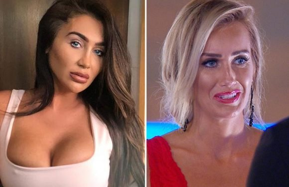 Lauren Goodger blasts Laura Anderson for wearing red lipstick for Love Island final and says she looks 'aged'