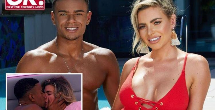 Love Island's Megan Barton-Hanson and Wes Nelson say they had more sex on the show than the other couples but 'couldn't help themselves'