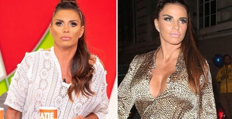 Katie Price 'wants to make a film of her life' in a desperate bid to raise cash to stave off bankruptcy