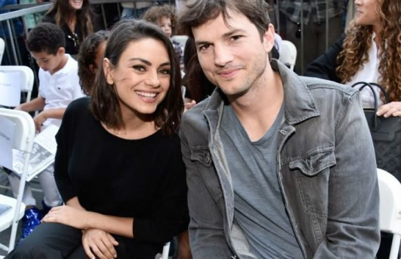 Mila Kunis Got Into A 'Blowup' Over Trump With One Of Ashton's Family Members