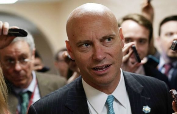 Marc Short, Former White House Aide, Predicts Border Wall Issue Will Come To A Head In December