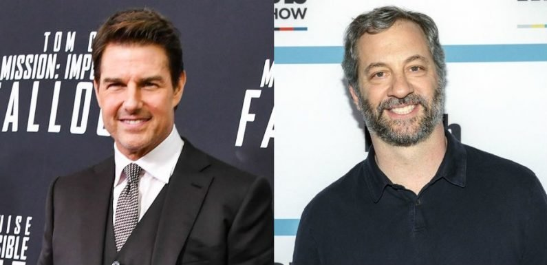 Tom Cruise Didn't Know There Were 'Adult Films On The Internet,' According To Judd Apatow