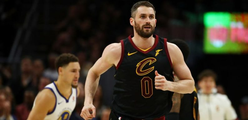 NBA Trade Rumors: Kevin Love Could Suffer The Same Fate As Blake Griffin, 'King James Gospel' Predicts