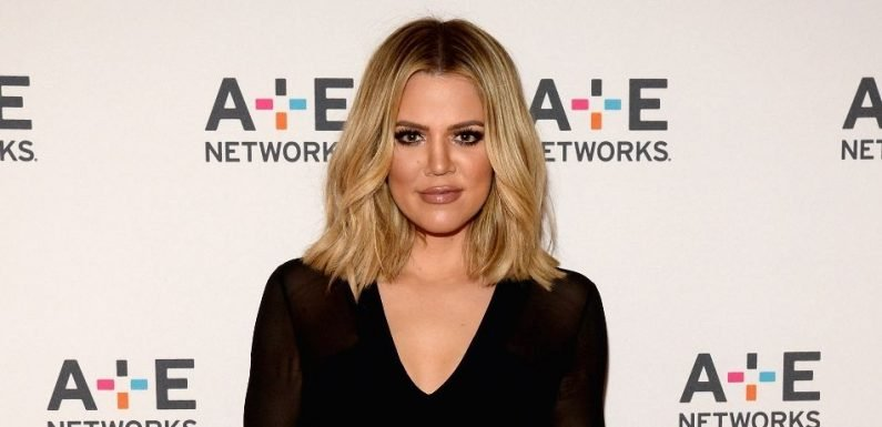 Khloe Kardashian Stuns In Camo Outfit While Out In L.A.