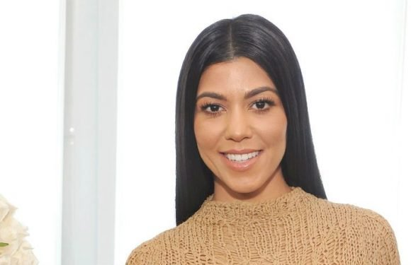 Kourtney Kardashian Spotted Smiling During First Outing After Younes Bendjima Split