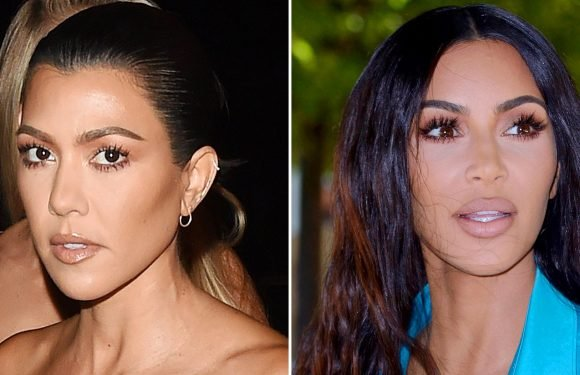 Kourtney Kardashian Shares Message About Controlling Anger Amid Feud With Kim