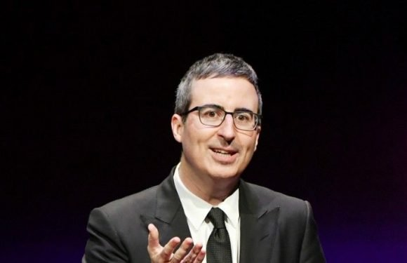 John Oliver Likens Trump Scandals To Watergate If All Of White House Was On Bath Salts