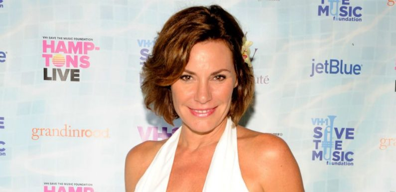 Luann De Lesseps Leaves Second Rehab Stint, Will Perform Cabaret Show This Weekend