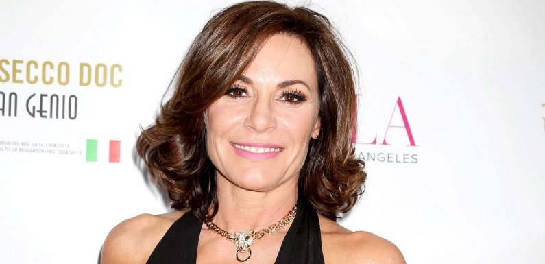 'RHONY' Star Luann de Lesseps Is Out Of Rehab