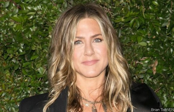 Jennifer Aniston Is Currently Hooked on Boxing