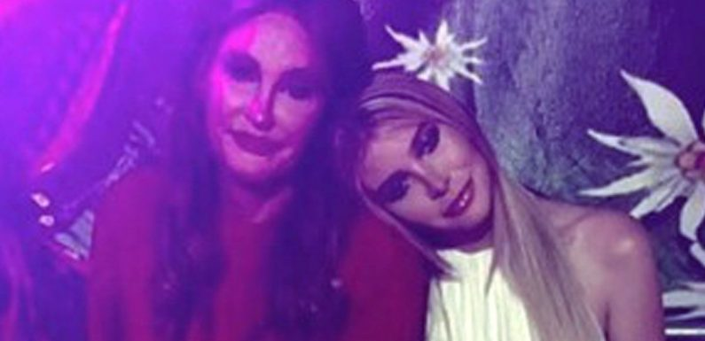 Caitlyn Jenner finally breaks silence on relationship with rumoured girlfriend