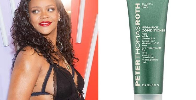 Rihanna's hair stylist has revealed the bargain hair products she loves… including a shampoo for £3.75