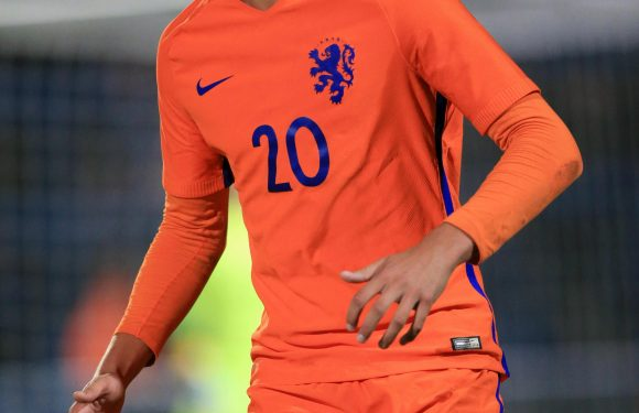 Man City complete signing of defender Philippe Sandler from PEC Zwolle