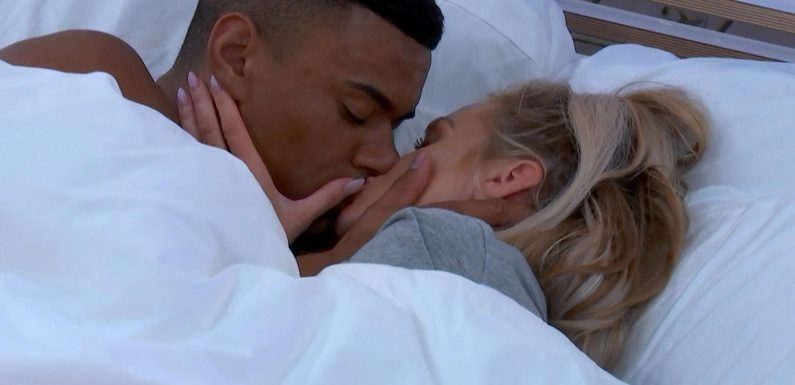 Love Island's Wes Nelson says he stopped having sex with Laura Anderson because he felt 'uncomfortable'
