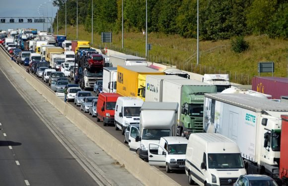 Temporary 'no deal' Brexit lorry park on M20 in Kent to last at least four years, local council warns