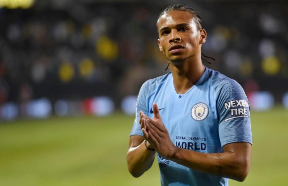 Leroy Sane says Champions League is priority over Premier League this season for Man City