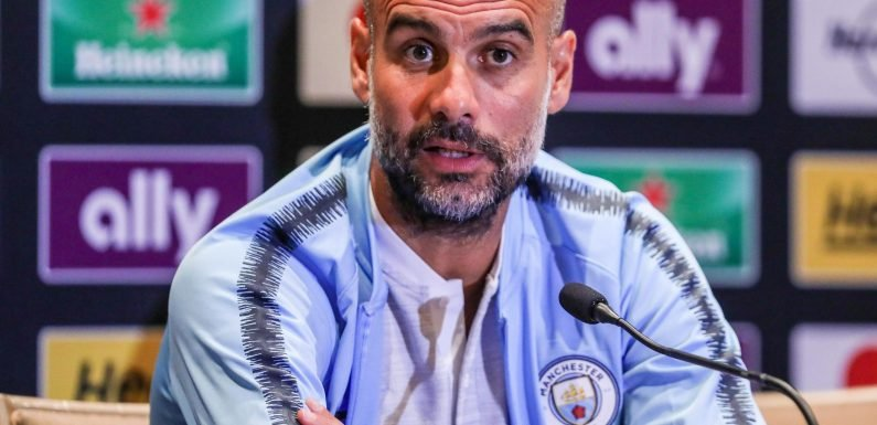 Pep Guardiola vows to get tough with Man City slackers and says he's not afraid to axe stars