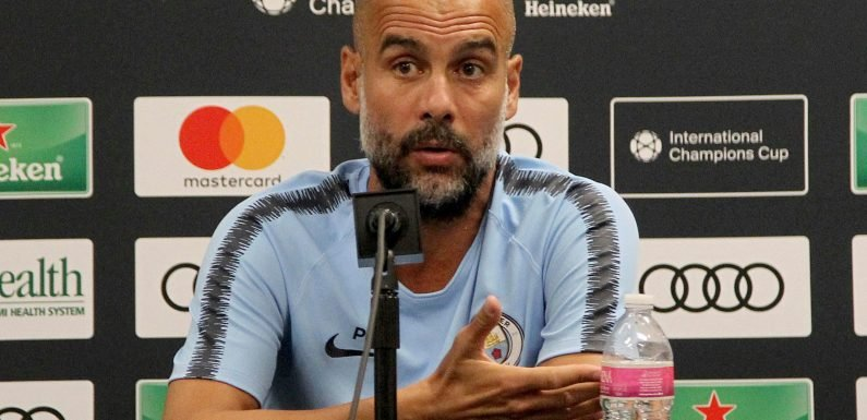 Pep Guardiola could play kids in Man City's Community Shield clash with Chelsea as young guns impress in Bayern Munich win