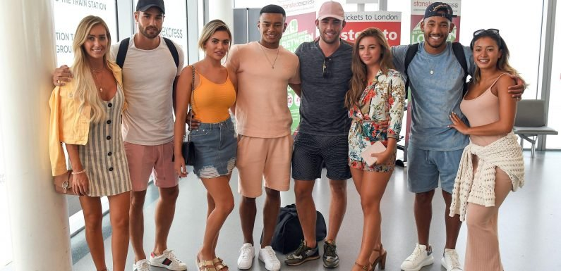 Love Island finalists are mobbed by crying fans at the airport, unlucky-in-love Kerry Katona is back on the dating scene and Demi Rose puts a yacht on show