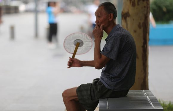 Third of China's population will be forced to migrate within 50 years as repeat heatwaves devastate the country, experts predict