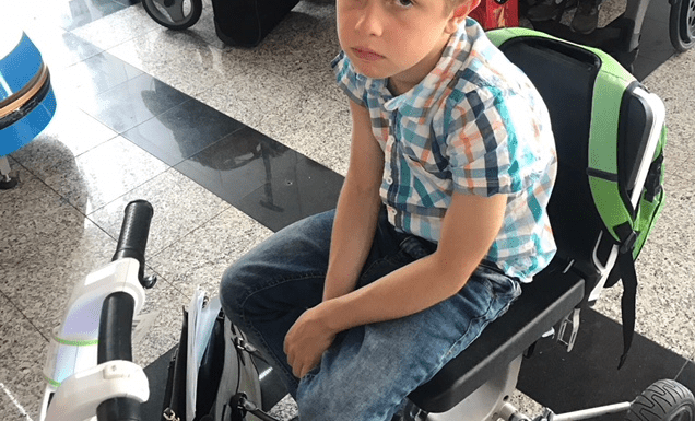 Jet2 demanded wheelchair-bound boy, ten, prove he was disabled before boarding flight home from family holiday