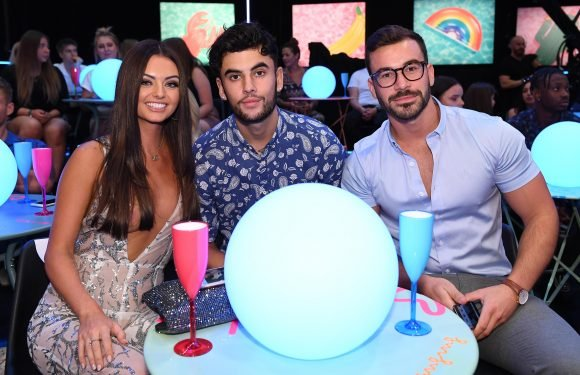 Love Island fans in shock as Niall Aslam makes a return during the reunion
