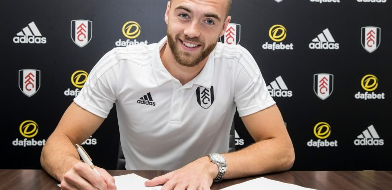 Fulham confirm the season-long loan signing of Calum Chambers from Arsenal