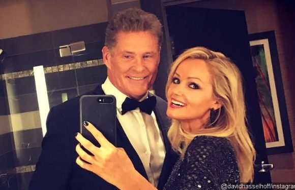David Hasselhoff and Model Hayley Roberts Tie the Knot in Italy