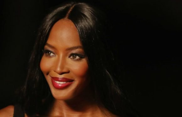 Naomi Campbell Wears A Sexy Bikini In Response To Pregnancy Rumors