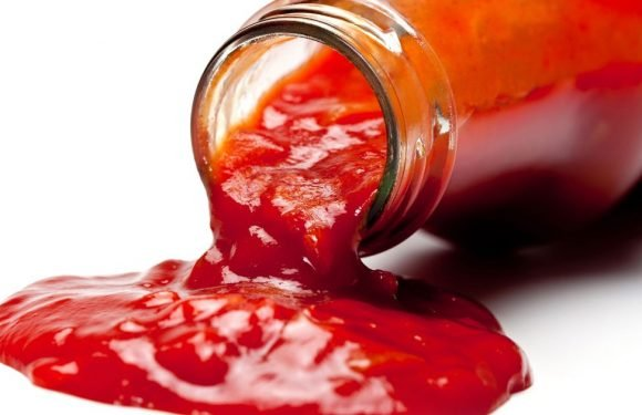 Scientists develop 'super slippery' packaging for ketchup