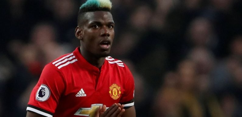 United fans fume over Pogba rumours… and they think they know who is to blame
