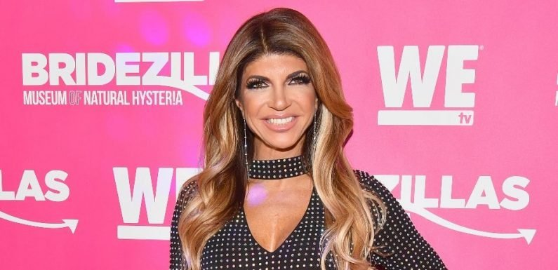 'RHONJ's' Teresa Giudice & Her Daughters Match In Bikinis During Beach Trip