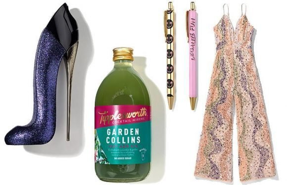 Here are the must-have beauty, fashion and lifestyle items of the week… from unicorn make-up brushes to a shoe inspired perfume