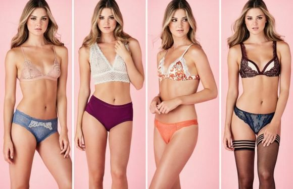How to pull off odd undies: Our guide to looking good in mismatched lingerie