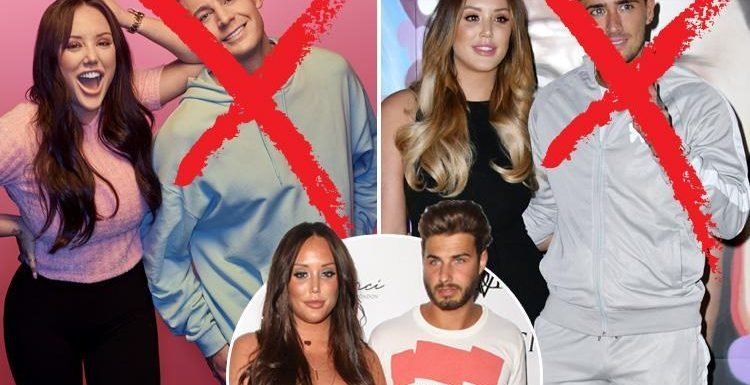 Scotty T kicked off Just Tattoo Of Us and replaced by Charlotte Crosby's boyfriend Joshua Ritchie