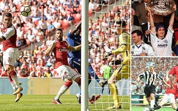 From Wembley brawls to Grenfell Tower tributes, six Community Shield classics ahead of Chelsea vs Manchester City