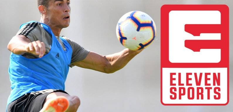 Cristiano Ronaldo's Juventus debut to be shown live on Facebook for FREE as Eleven Sports create historic Serie A and La Liga partnership