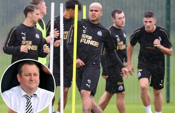 Newcastle players go on media strike over bonuses as they remain locked in talks with Mike Ashley