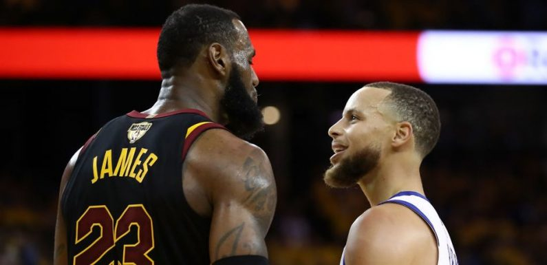 NBA Rumors: Stephen Curry Reveals Expectations For LeBron James-Led Lakers Next Season