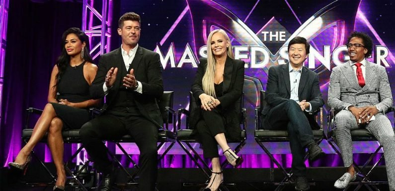 Fox Announces New Celebrity Competition, 'The Masked Singer,' With Nick Cannon Hosting