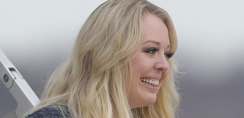 Tiffany Trump Shares Stunning Sunrise Photo By The Ocean In Greece