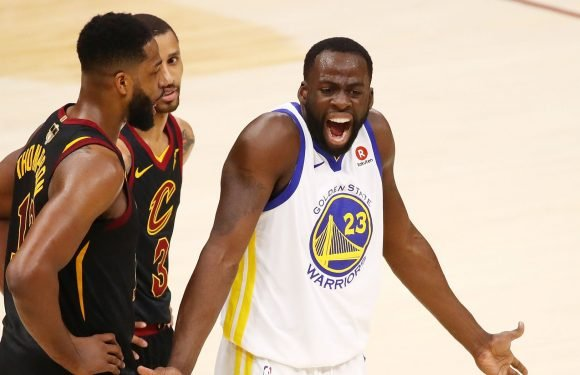 Tristan Thompson, Draymond Green Throw Punches at Party: Details