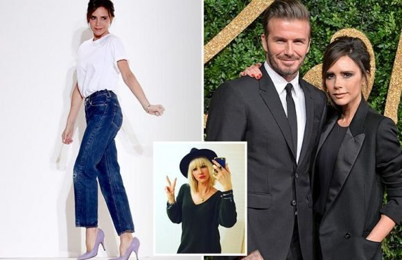 Victoria Beckham calls in crystal guru to bless her with positive energy