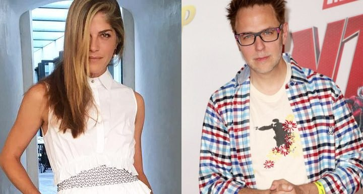 Selma Blair Quits Twitter in Support of James Gunn
