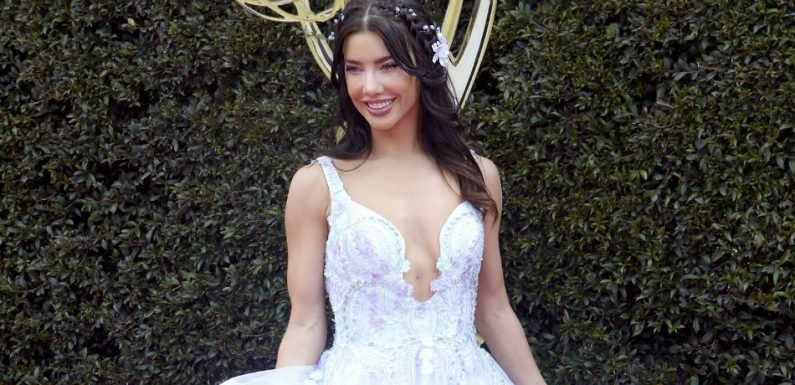 'Bold And The Beautiful' Star Jacqueline MacInnes Wood Marries Elan Ruspoli In A 'Small And Casual' Ceremony