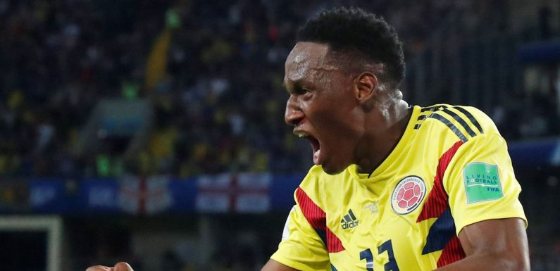 Barcelona 'agree £28.5m fee to sell Yerry Mina'